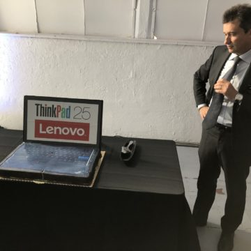 Buon compleanno Thinkpad