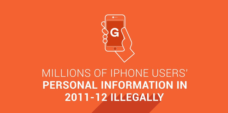 rimborso da google - La richiesta degli utenti iPhone UK a Big G