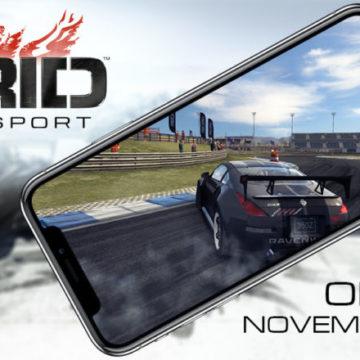 grid autosport ios