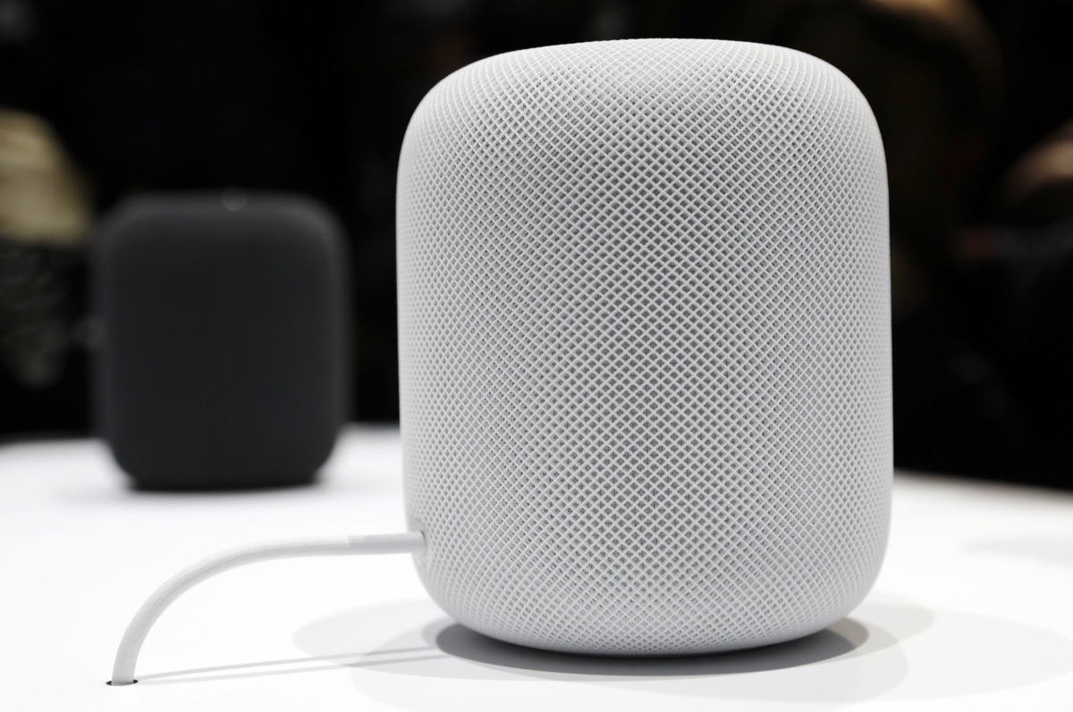 Face ID HomePod