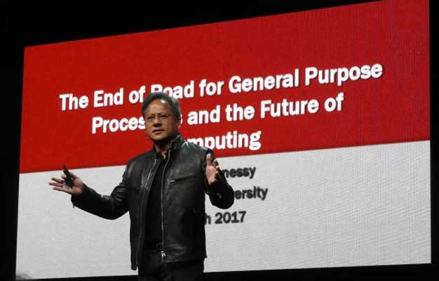 Jen-Hsun Huang, Co-fondatore, Presidente e CEO di Nvidia