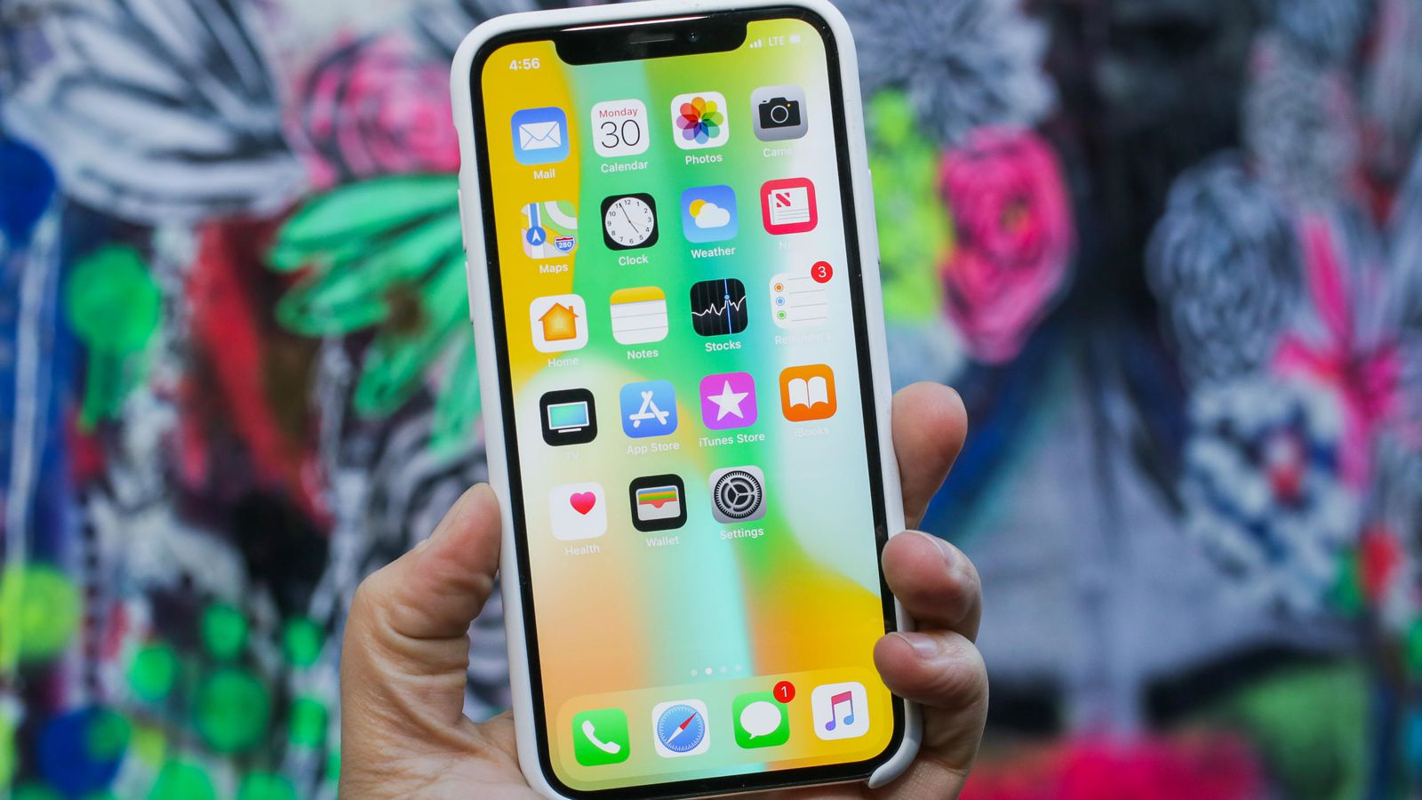 iPhone X rubati