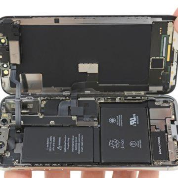 costo iphone x ifixit