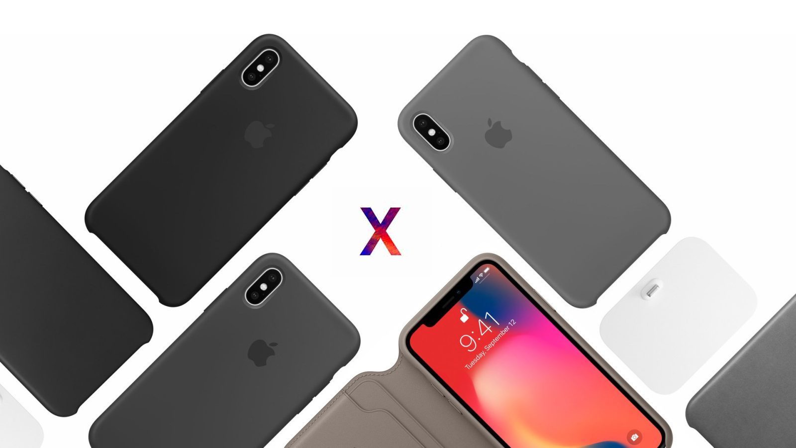 custodia per apple iphone x