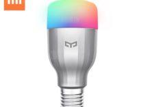 Xiaomi Yeelight, la lampadina LED Smart in offerta lampo a soli 14,51 euro
