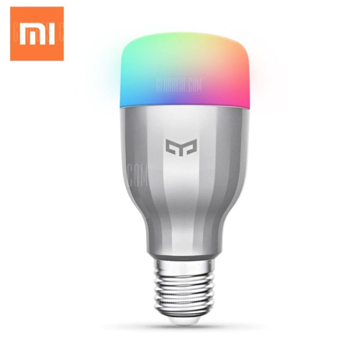 Xiaomi Yeelight La Lampadina Led Smart In Offerta Lampo A