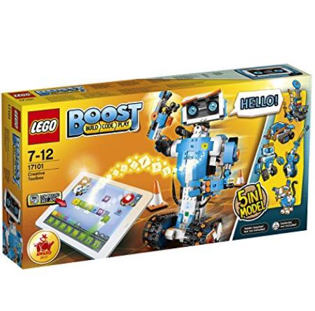 e3232cf62e Dai kit Lego per la robotica ai primi tablet per i bambini dai 12 mesi: una  selezione di giocattoli hi-tech e idee regalo per i piccoli nativi digitali.