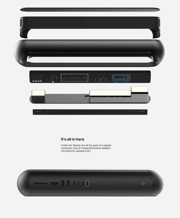 mac mini concept Louis Berger 3