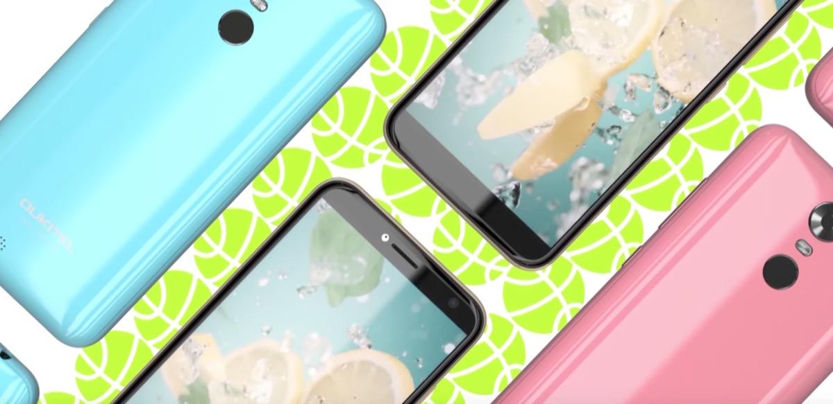 Oukitel C8, via ai pre-ordini: smartphone con Infinity Display ...