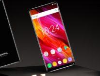 Oukitel Mix 2 contro Xiaomi Mix 2, batterie a confronto