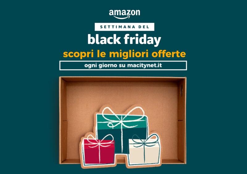 La Selezione Black Di Amazon Macitynet Friday 2017 Sconti wPqOII
