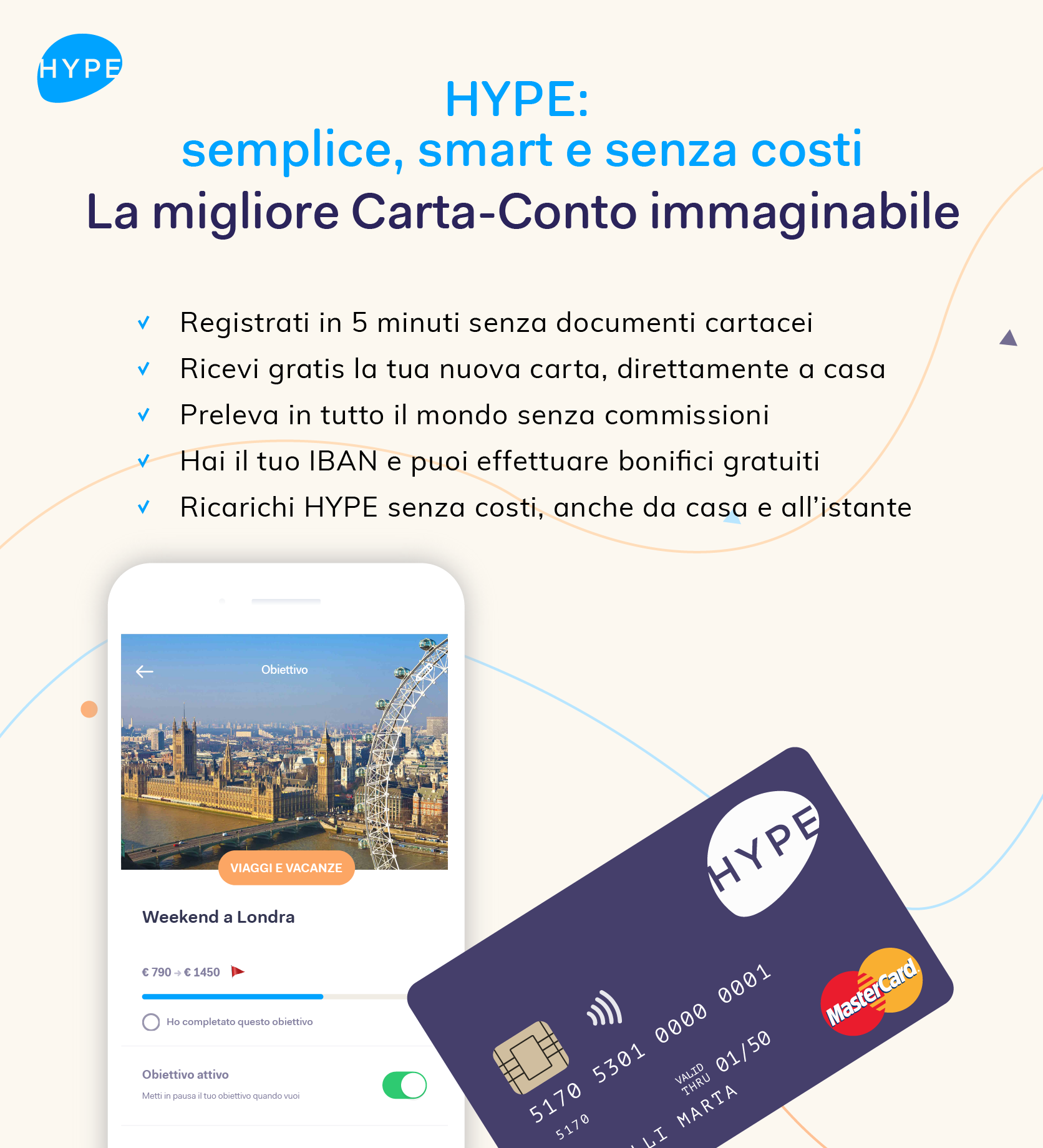 Hype La Gestione Del Denaro Smart Gratis Dal Proprio Smartphone