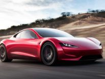 Tesla Roadster, in video l'accelerazione da zero a 100 km orari in 1,9 secondi