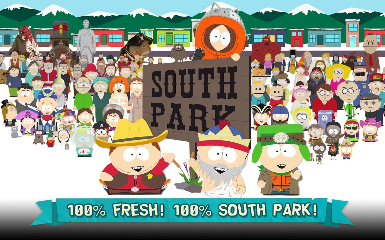 south park ios wallpaper