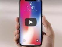 Da Apple il video tour guidato per scoprire le novità di iPhone X