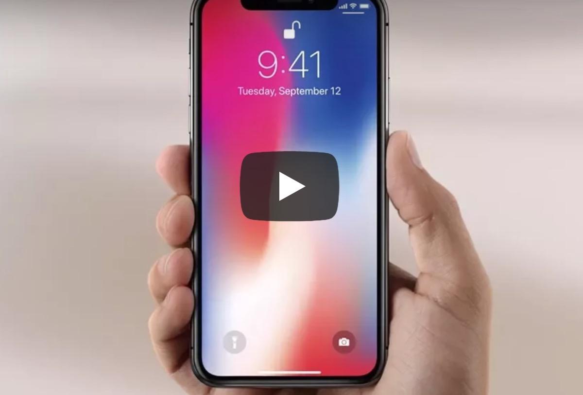 video tour guidato iPhone X