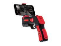 Virtual Gun, la pistola-controller per giocare con la Realtà Aumentata di iPhone