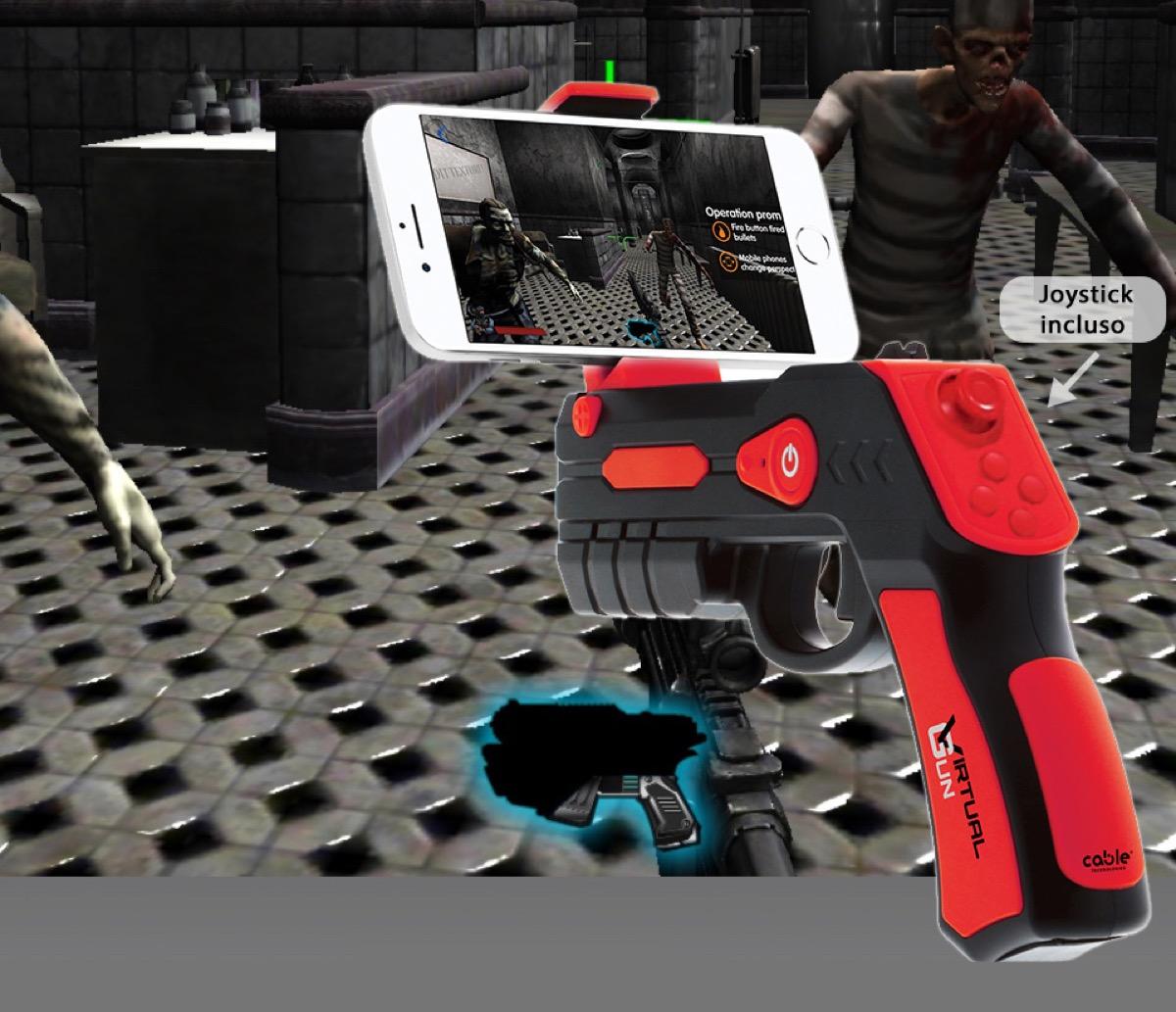virtual gun
