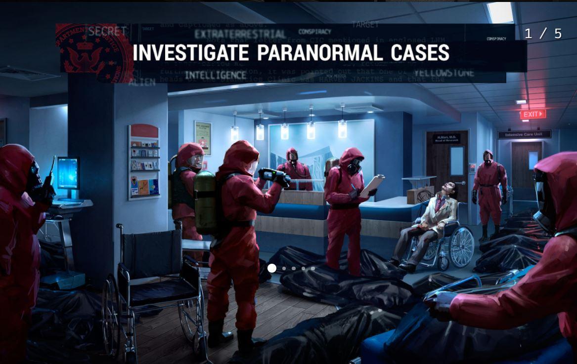 gioco ufficiale X-Files per iPhone