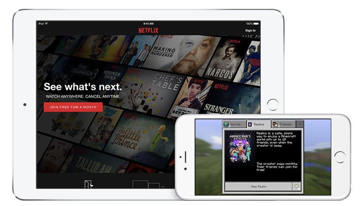 app in abbonamento Esempio app con proposte abbonamento