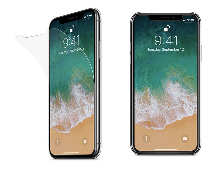 Belkin InvisiGlass Ultra per iPhone X