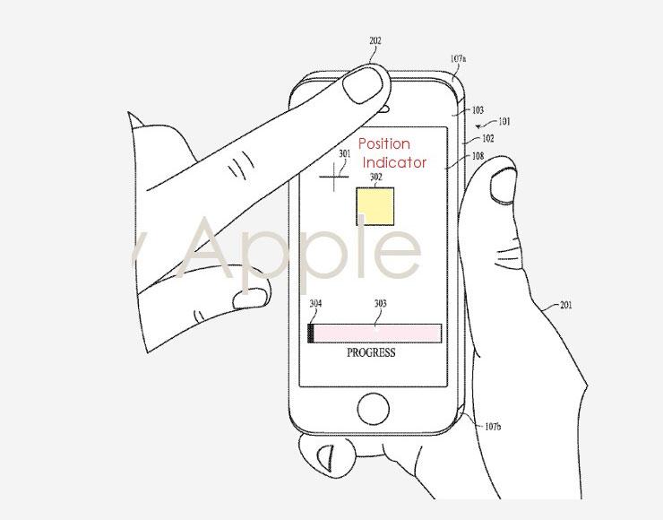 Brevetto Apple lettura parametri vitali