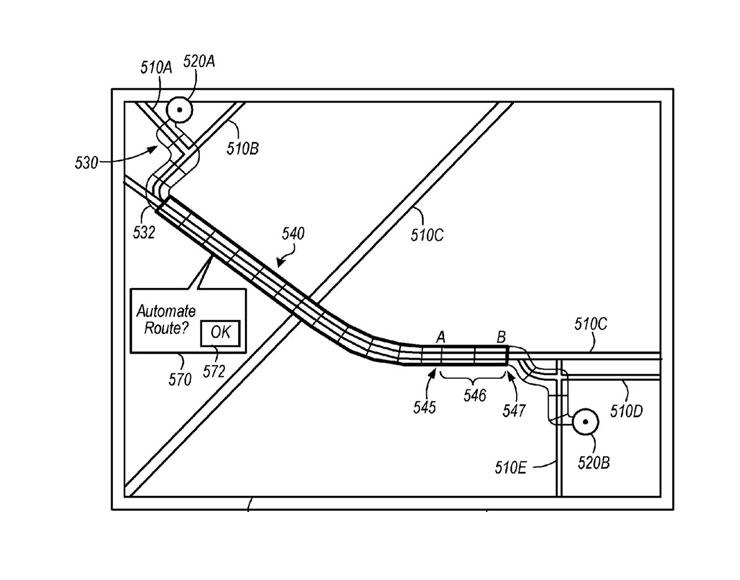 Brevetto Apple Guida autonoma