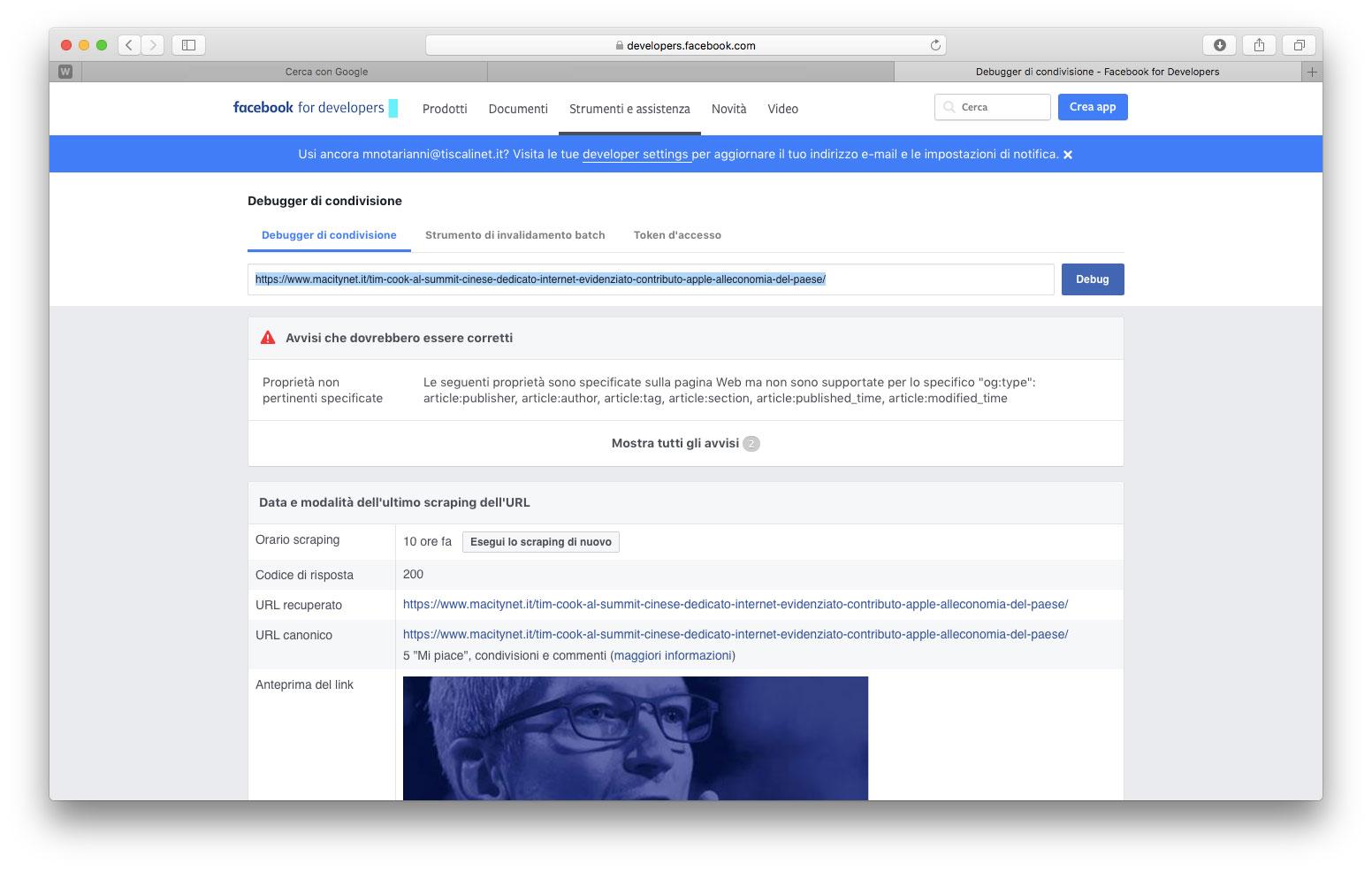 come Ripulire la cache di Facebook