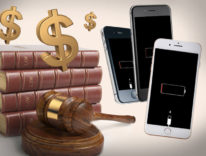 Class Action batteria iPhone