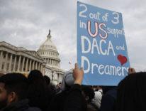 Manifestazione a supporto del Deferred Action for Childhood Arrivals (DACA) - Foto:Jacquelyn Martin/AP