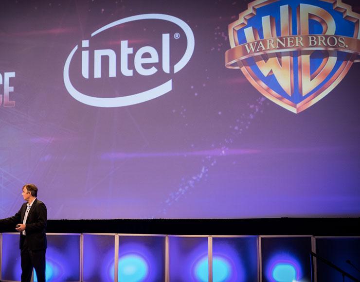 Intel e Warner Bros.