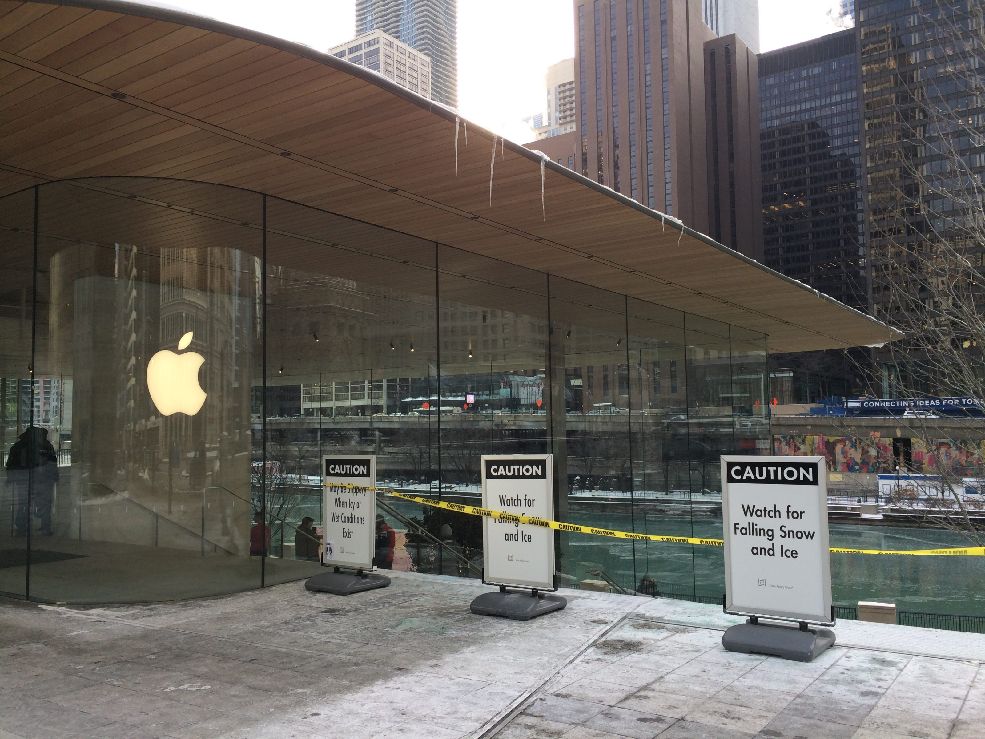 Apple Store di Chicago