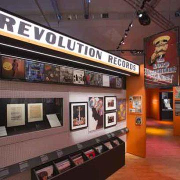 Revolution, Musica e Ribelli 1966-1970