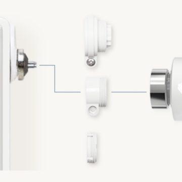 valvole termostatiche smart tado° gli attacchi