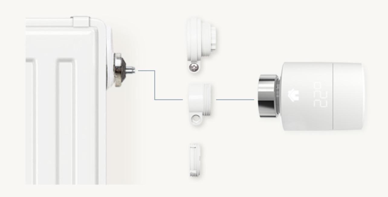 Le migliori valvole termostatiche smart per comfort e for Valvole termostatiche netatmo