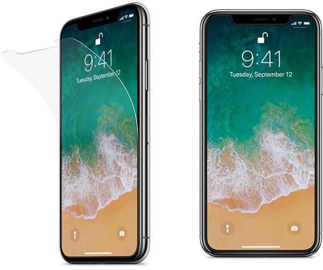 Belkin InvisiGlass Ultra per iPhone X