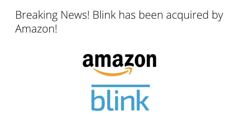 blink amazon