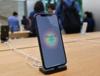 burn-in iPhone x