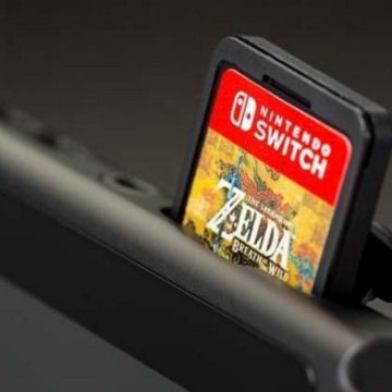 cartucce nintendo switch