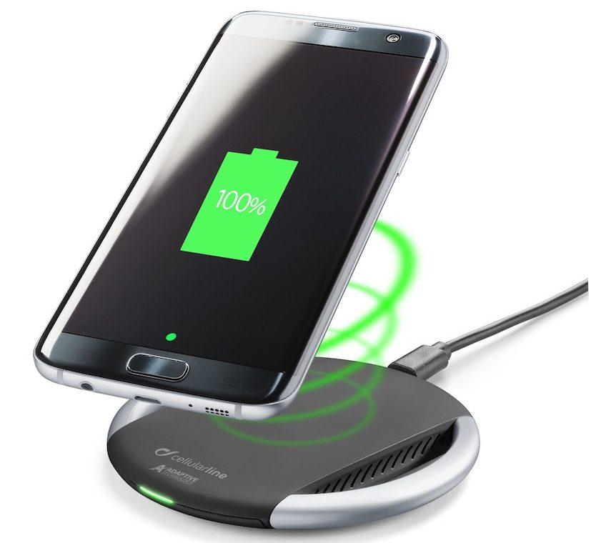 Da Cellularline, la ricarica wireless per iPhone X e 8