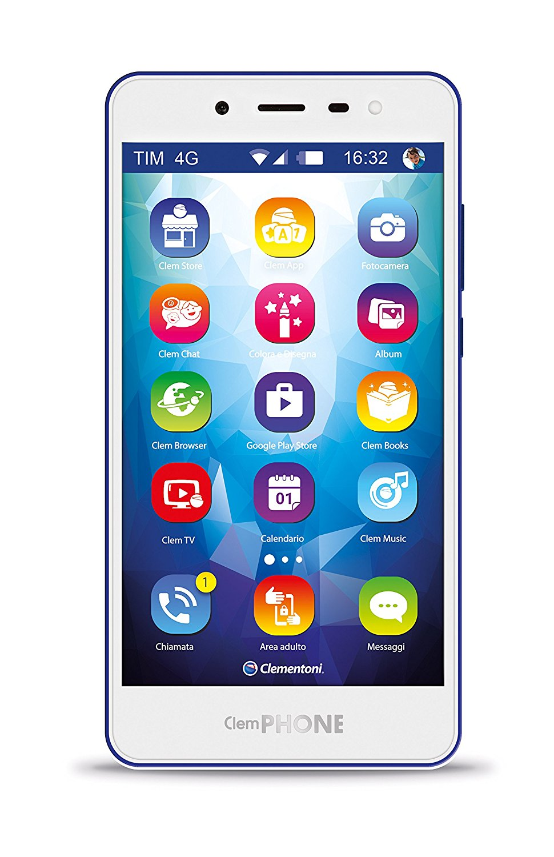 clemphone 7 lo smartphone clementoni per bambini in