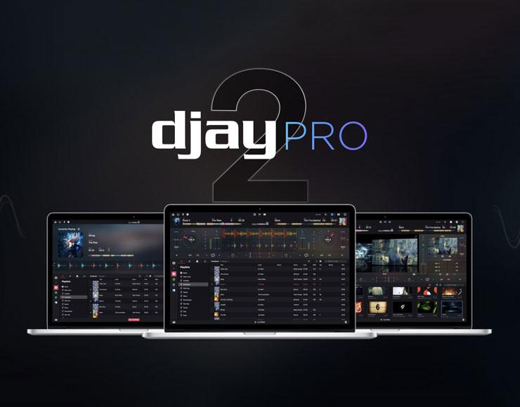djay Pro 2 migliori software per Mac del 2017