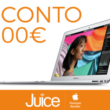 doppia promo juice macbook air