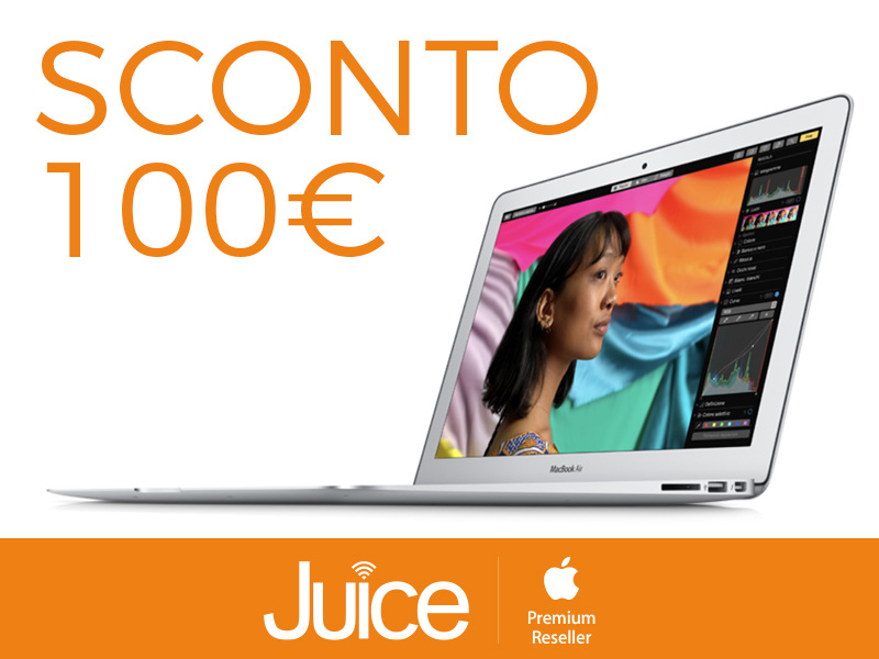doppia promo juice macbook air