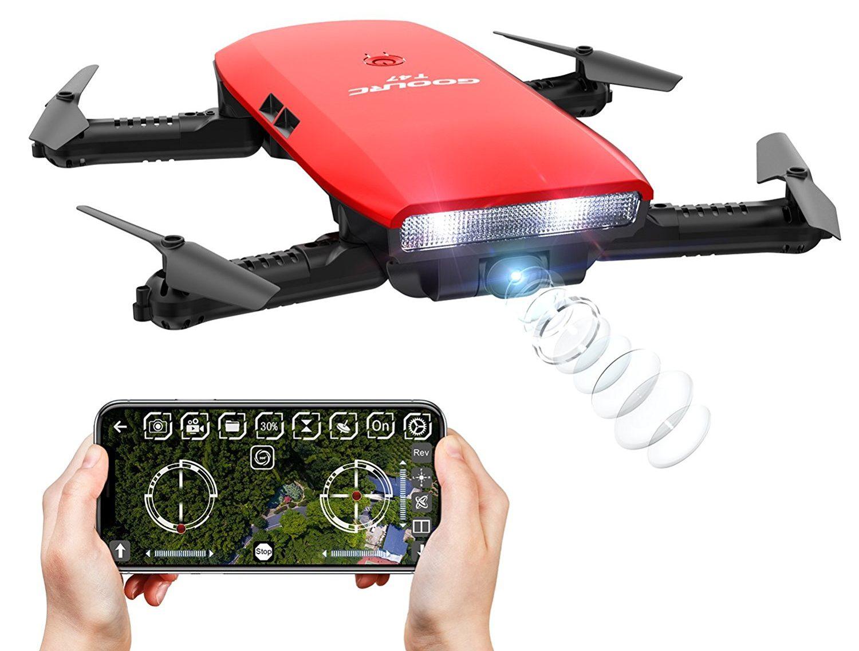drone per selfie