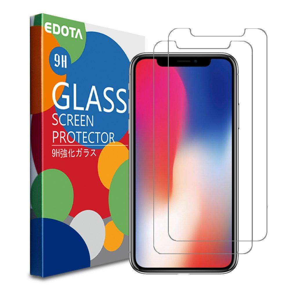 proteggere lo schermo di iPhone X - pellicole Edota