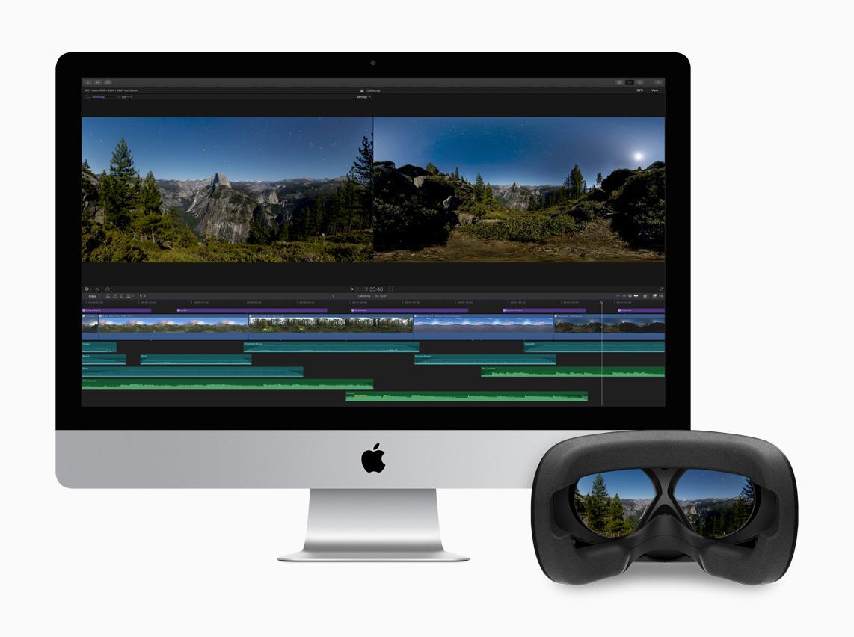 Final Cut e Realtà Virtuale