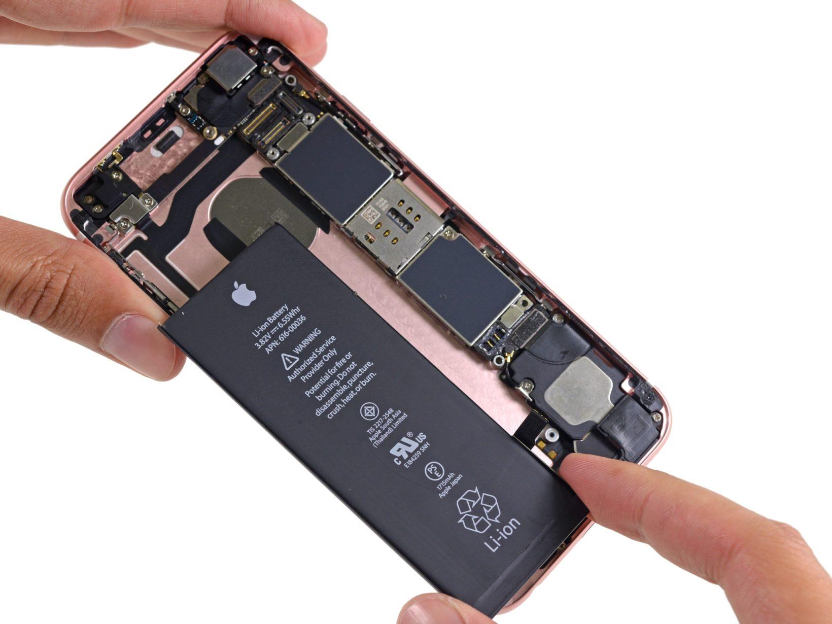 controllare processore iphone 6s