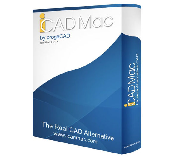iCADMac, nuova versione del CAD 2D/3D alternativo ad AutoCAD