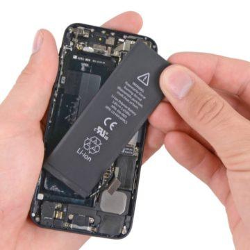 sostituire la batteria di iphone